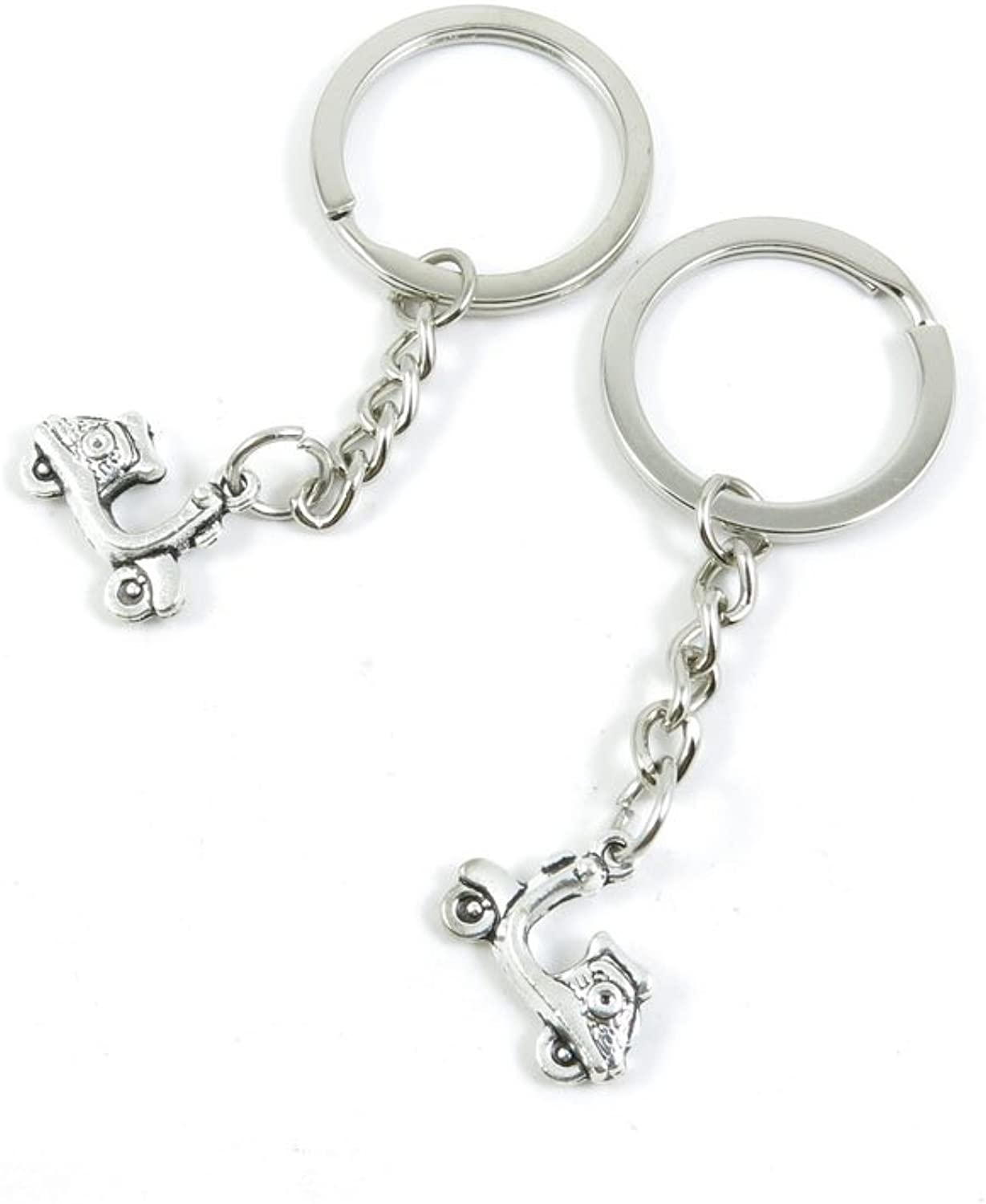 190 Pieces Fashion Jewelry Keyring Keychain Door Car Key Tag Ring Chain Supplier Supply Wholesale Bulk Lots Y7MB6 Ladies Motorcycle Scooter