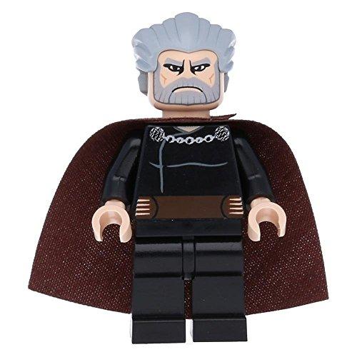 LEGO Star Wars - Minifigur Count Dooku - Clone Wars
