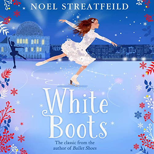 White Boots audiobook cover art