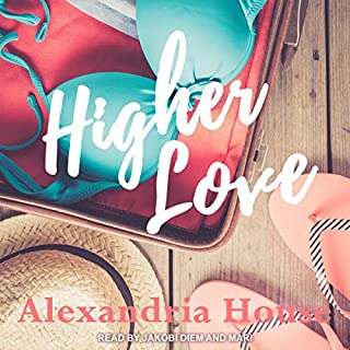 Higher Love audiobook cover art