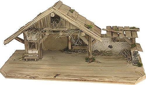 Miniatur Modell, Stall Sterzing ca. 70 x 30 x 31cm (4444635095487)