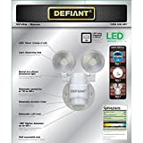 Photo #9: Defiant Motion Security Light Weatherproof Motion Sensor Outdoor Wall Light