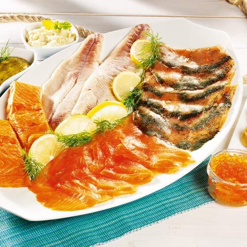 Fischplatte Captains Diner 925g