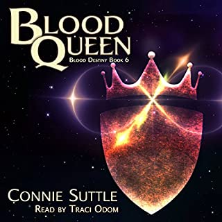 Blood Queen     Blood Destiny, Book 6              By:                                                                                                                                 Connie Suttle                               Narrated by:                                                                                                                                 Traci Odom                      Length: 10 hrs and 41 mins     302 ratings     Overall 4.4