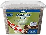 Söll  18796 KoiGold Mix - Alleinfuttermittel für alle Koi-Fischfutter - Gartenteich, 1er Pack (1 x...