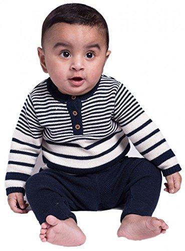 Viddia - Pull - Bébé (garçon) - Multicolore - 0-3 mois