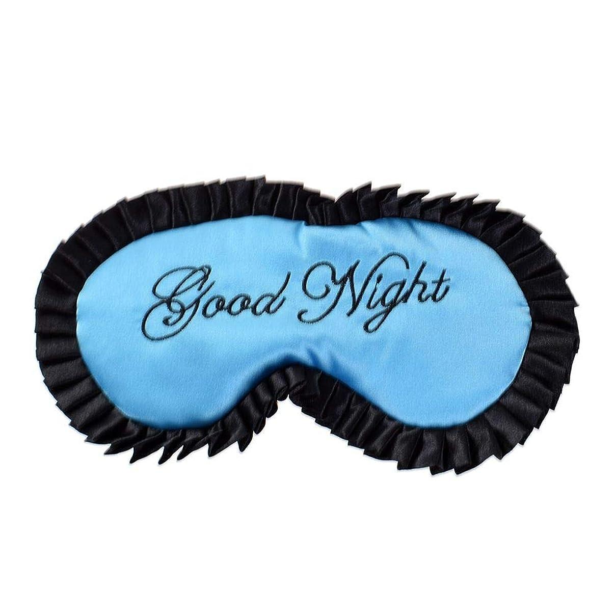 聖職者笑い近代化するNOTE 1ピース新しい快適な模造シルクサテンワード睡眠マスクアイカバーパーソナライズされた旅行睡眠マスクドロップシッピング