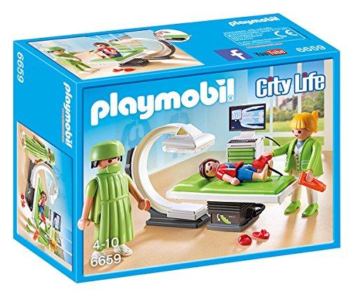 PLAYMOBIL - Sala de Rayos X (66590)