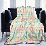 Suzanne Betty - Manta de franela mullida para habitación de bebé, decoración de cama, decoración de cama, tamaño reina, tamaño King, suave y acogedor