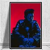 jiuyangshengong Poster druckt das Weeknd Starboy R & B Haus