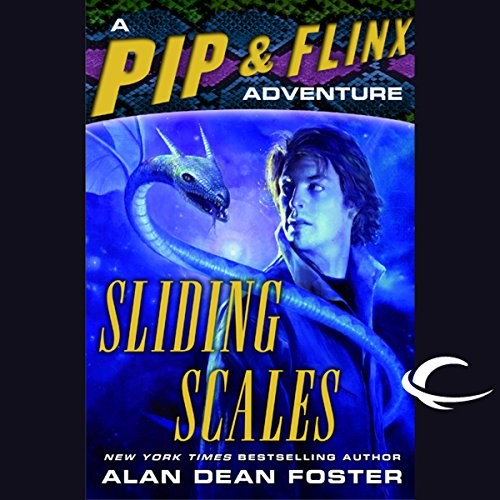 Sliding Scales audiobook cover art