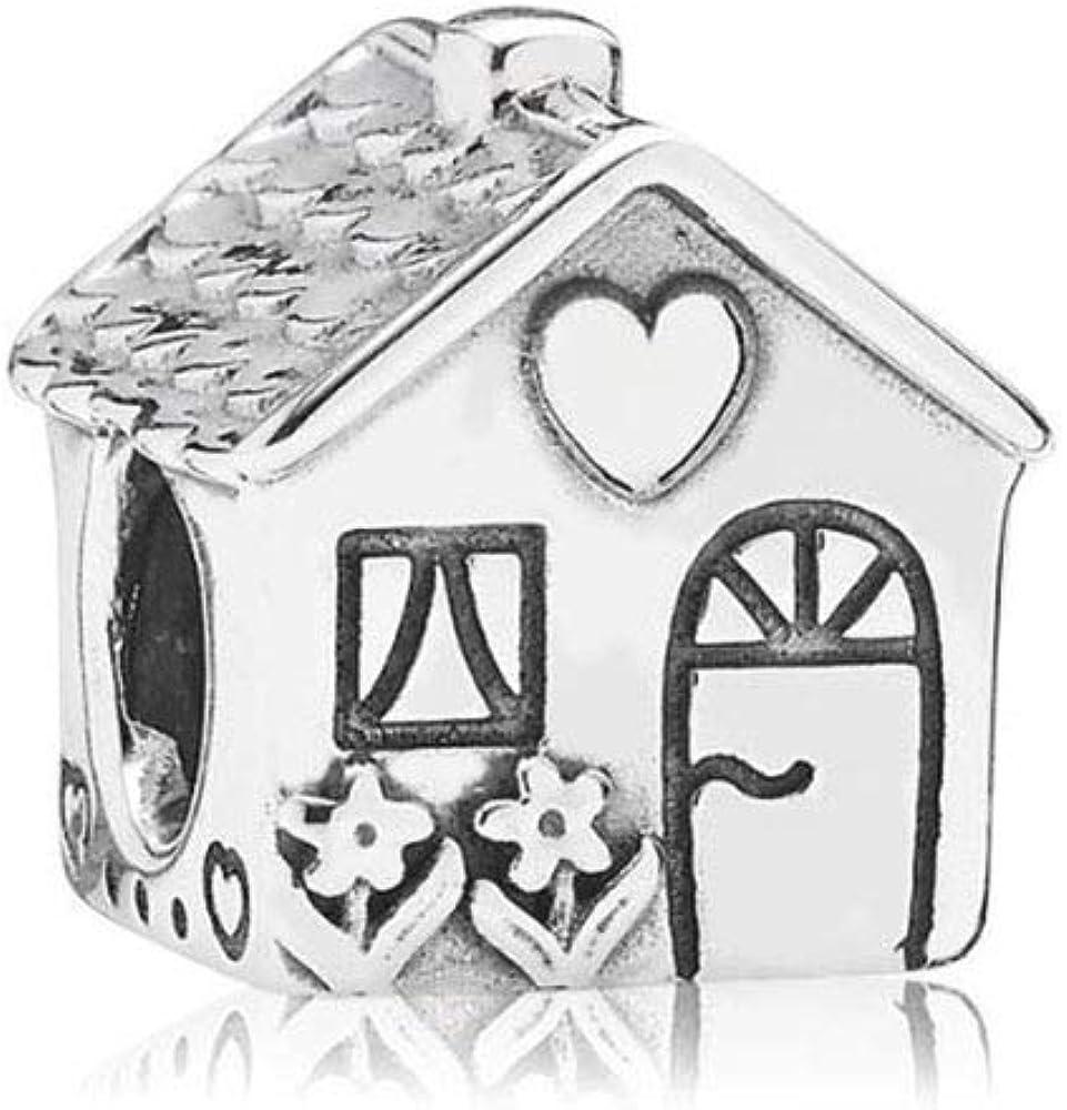 MiniJewelry Family House Charms for Sweet Ha Home Popular Wholesale standard Bracelets