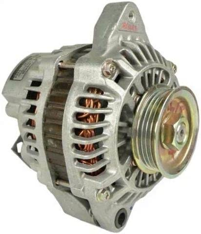 Rareelectrical Super sale period limited New 70 Amp Alternator Sale Special Price Compatible With Honda Civic