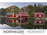 Norwegen 2020 - Norway - Bildkalender XXL (64 x 48) - Landschaftskalender - Naturkalender - Wandkalender - ALPHA EDITION