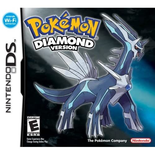 Amazon Com Pokemon Diamond Version Artist Not Provided Video Games