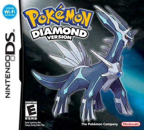 Pokémon Diamond-Version [US Import]