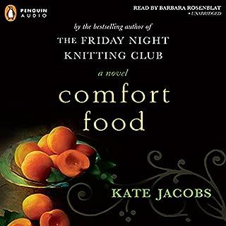 Comfort Food audiobook cover art
