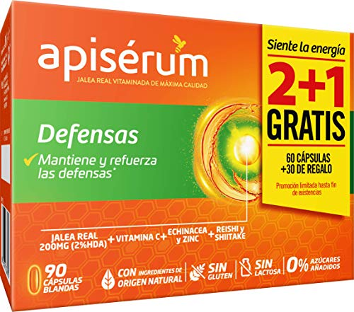 Apisérum Pack Defensas...