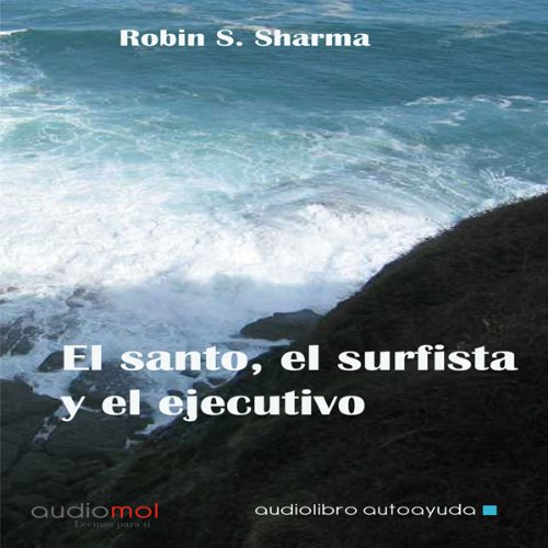 El santo,el surfista y el ejecutivo [The Saint, the Surfer, and the Executive] cover art