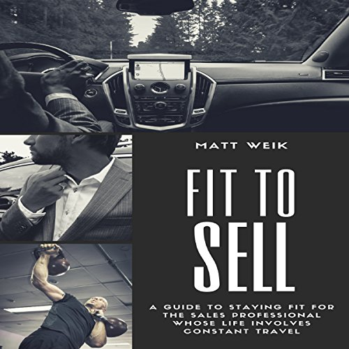 Fit to Sell audiobook cover art