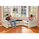 "Intex-Inflatable Corner-Sofa, 101"" X 80"" X 30"" #2"