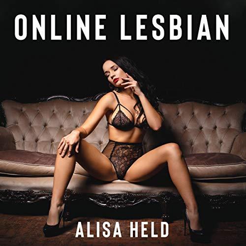 Online Lesbian audiobook cover art