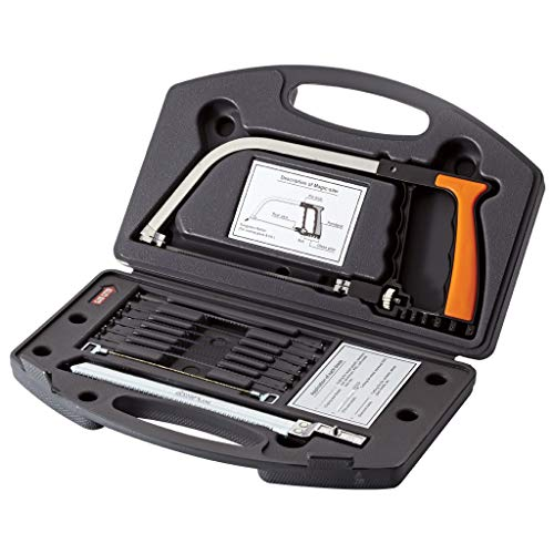 Original 15-in-1 Magic Universal Hand Saw Kit Toolbox Of Multi Blades Set Works As Hacksaw Coping...