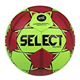 SELECT Ballon DE Handball Mundo 2020-22 Green/Red (Taille 2)