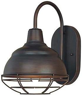 Millennium 5321-RBZ One Light Wall Sconce, Bronze/Dark