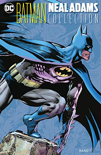 Batman: Neal Adams Collection: Bd.1