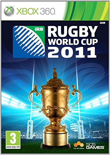 Gra Xbox 360 Rugby World Cup 2011