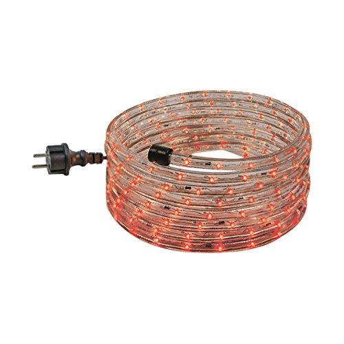 GEV Lichtschlauch LRG 10628, 6 m Set, rot, 4011315010628