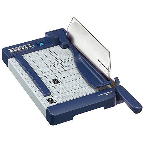 コクヨ 裁断機 ペーパーカッター 押し切り式 A4 裁断幅309mm PPC用紙10枚 DN-G103