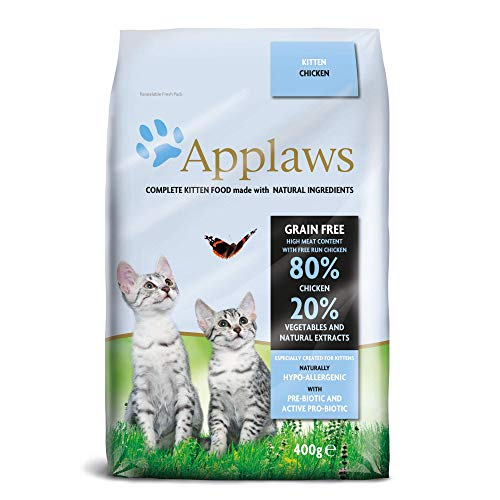 Applaws Katze Trockenfutter Kitten, 1er Pack (1 x 400 g)