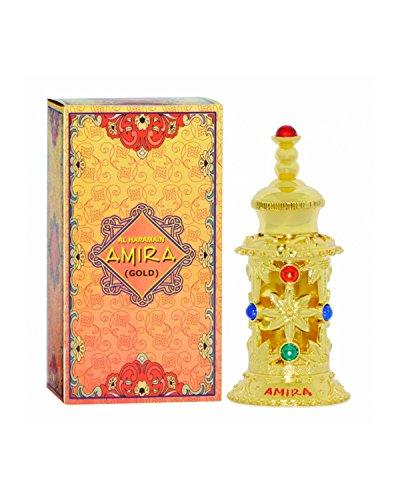 Al Haramain Perfumes LLC Al haramain parfümöl amira gold 12 ml