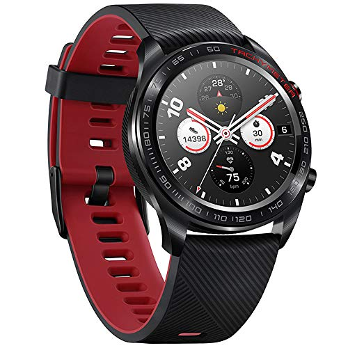 Huawei Honor Watch Magic Negro / Rojo