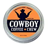Cowboy Coffee Chew Lose Weight Loss Diet Supplement Appetite Suppressant Caffeine Stimulant Fat Burning Energy