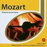 Mozart:Sinf.Concert.+Brahms Conc Vl.E
