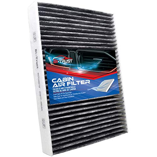 Bi-Trust CF11854 Cabin Air Filter,Replacement for Nissan Rogue 2014-2020 Rogue Sport 2017-2020 Qashqai 2017-2020