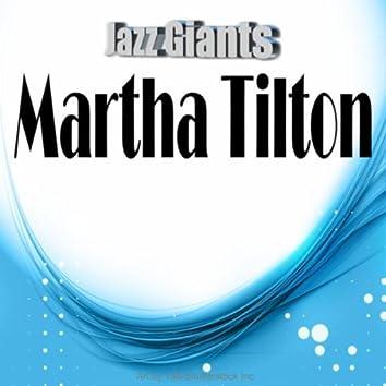Jazz Giants: Martha Tilton