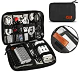 Travel Cable Organizer Bag, TERSELY Travel Gadget Cables Electronics Accessories Organizer Bag,Portable Tech