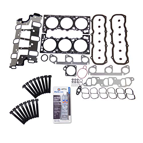 Head Gasket Set Bolt Kit Fits: 97-00 Ford Explorer Ranger Mazda B4000 4.0L OHV...