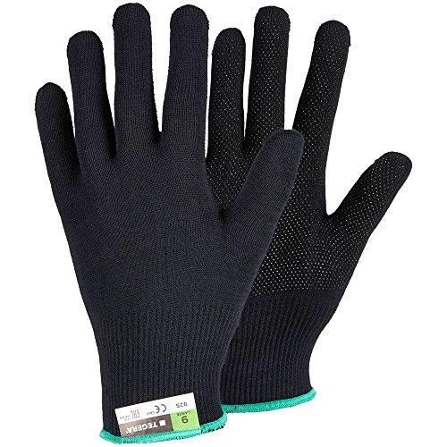 Ejendals 925–6Dimensioni 6'925Tegera guanto in tessuto, colore: nero