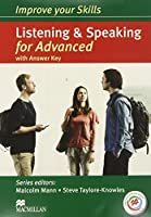 Improve your Skills: Listening & Speaking for Advanced Student's Book with key & MPO Pack by Unknown(2014-02-20)