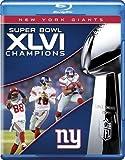 Super Bowl XLVI Blu-ray/DVD at Amazon