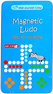 Magnetic Travel Ludo Game - Car Games , Airplane Games and Quiet Games