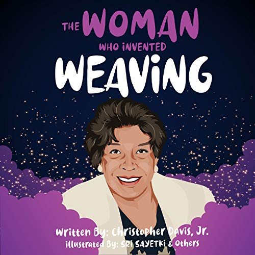 The Woman Who Invented Weaving audiobook cover art