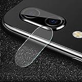 YIJINYA ESHOP Protectores de Pantalla de teléfono móvil 10 PCS for Vivo Y91 2.5D cámara Trasera Transparente Protector de Lente de Cristal Templado de Cine Protector de Lentes de cámara