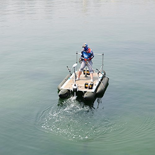 Suitability of Trolling Motor and Anchor