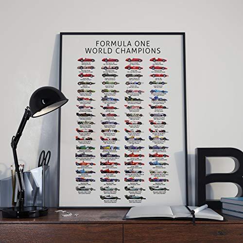 Formula One Formel 1 Poster
